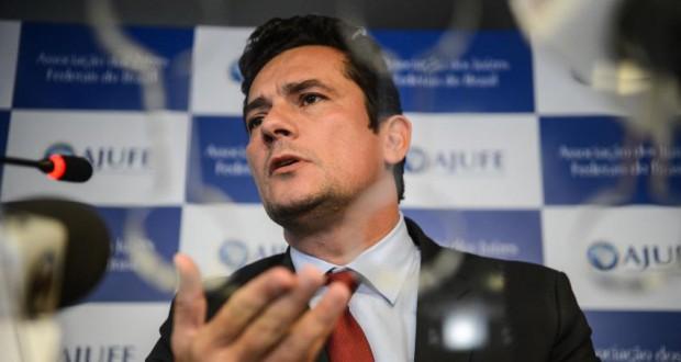 セルジオ・モロ判事(Fabio Rodrigues Pozzebom/Agência Brasil)