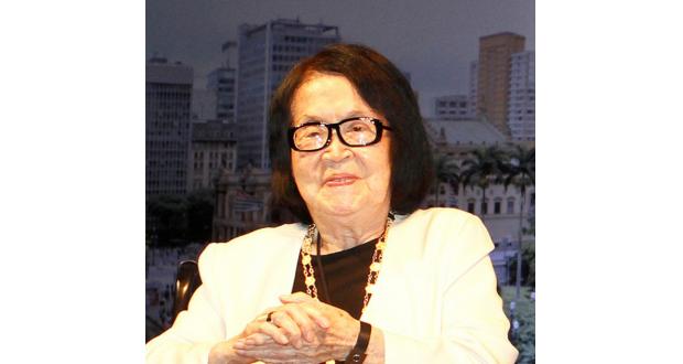 昨年2月に亡くなった時はジウマ大統領も追悼文を出した(Heloisa Ballarini/Secom - 25/01/2015)