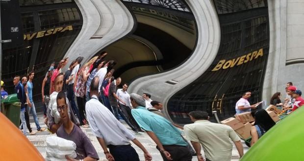 経済成長率大幅マイナスと発表後も株もレアルも高騰した(参考画像)(HUGO ARCE/Fotos Publicas)