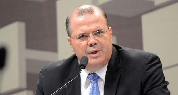 アレシャントレ・トンビニ伯国中銀総裁(Antonio Cruz/Agência Brasil)