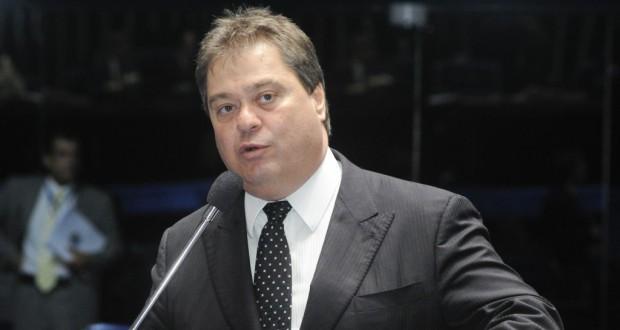 ジム・アルジェッロ上議(Waldemir Barreto/Agencia Senado)