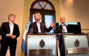 アルゼンチン近代化プランを発表するマクリ大統領(Foto: Casa Rosada/Gobierno de Argentina)