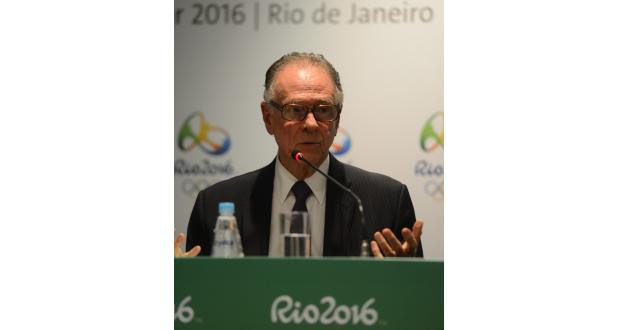 アルトゥール・ヌズマンリオ五輪組織委、伯国五輪委会長(Fernando Frazao/Agencia Brasil)