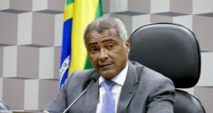 ロマーリオ上議(Roque de Sa/Agencia Senado)