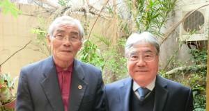 村上副会長、平崎会長