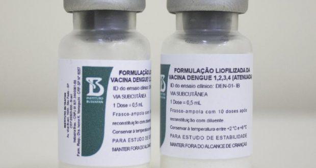 1日も早い認可が待たれるブタンタンで開発中のデング熱ワクチン(Camilla Carvalho/Acervo Instituto Butantan)