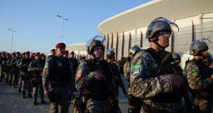 テロ防止のためにもFNには、まともな待遇が望まれる(Fernando Frazao/Agencia Brasil)