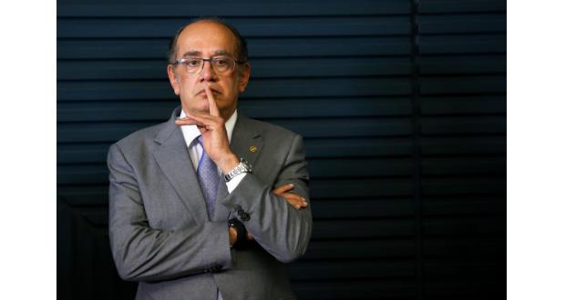 ジウマール・メンデス判事(Marcelo Camargo/Agência Brasil)