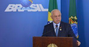 ルーラ氏の請求を却下した最高裁のテオリ判事(Antonio Cruz/Agência Brasil)