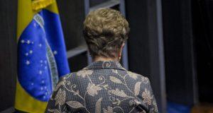 大統領罷免が正式に決まったジウマ氏(Pedro França/Agência Senado)