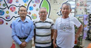 (左から)長田さん、鈴木さん、小山さん
