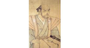 二宮尊徳画(1807―1862、By 岡本秋暉、報徳博物館蔵、Public domain or Public domain], via Wikimedia Commons)