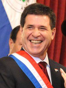 パラグアイ共和国のオラシオ・カルテス第39代大統領(Casa Rosada, via Wikimedia Commons)