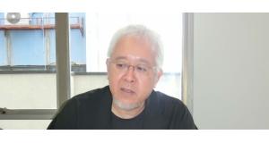 「日本文化の真髄」を語る原研哉さん