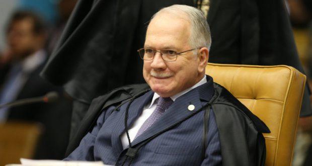 最高裁のファキン判事(Lula Marques/AGPT)