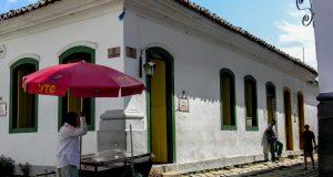 趣のある石畳の街並みが楽しめるパラチーも、治安悪化に苦しんでいる(Lula Marques)