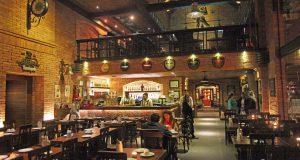 リオ州ペトロポリス市のレストラン(Marcelo Horn/GERJ)