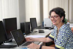 タイム誌「世界で最も影響力のある100人」に選ばれたブラジル人科学者セリーナ・トゥルシ氏(Ascom Fiocruz PE)