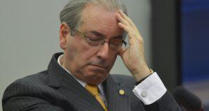 実刑判決を受けたクーニャ被告(José Cruz/Agência Brasil)