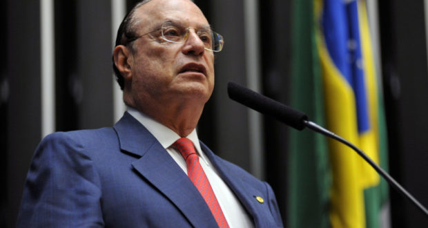 パウロ・マルフ被告(Leonardo Prado/Câmara dos Deputados)