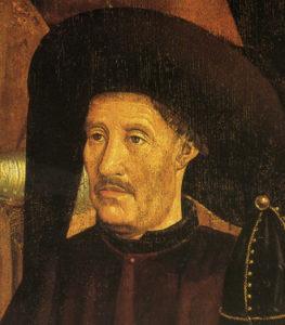 エンリケ航海王子(Nuno Gonçalves, via Wikimedia Commons)