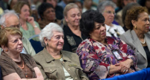 高齢化の波はブラジルにも迫っている(Official White House Photo by Pete Souza)