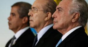 経済成長を強調しているテメル大統領(Marcos Corrêa/PR)