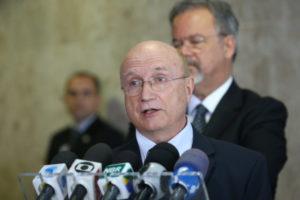 セラーリオ前法相(Antonio Cruz/Agência Brasil)