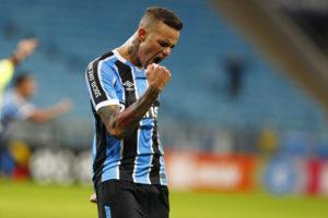 ルアン(Lucas Uebel/Grêmio FBPA)
