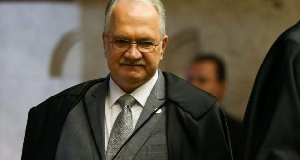 22日のファキン判事(Marcelo Camargo/EBC/Fotos Públicas)
