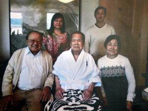 北海道で療養していた神内さんを訪れた下本元州議