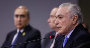 テメル大統領(Marcos Corrêa/PR)
