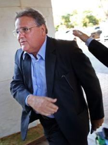 逮捕されたジェデル氏(Valter Campanato/EBC/FotosPúblicas)