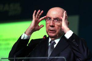 エンリケ・メイレレス財相(José Cruz/Agência Brasil)