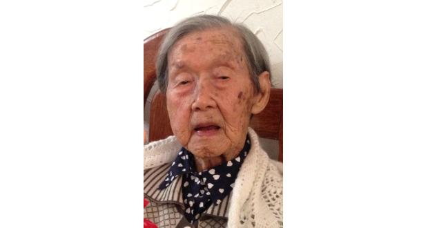 108歳の川村さたよさん