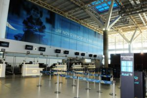 サンパウロ州カンピーナス市のヴィラコッポス空港(参考画像 - Luiz Granzotto/Prefeitura de Campinas)