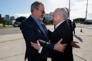 7月30日のテメル大統領(Alan Santos/PR)