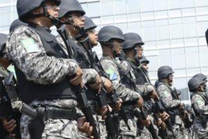 国家治安維持部隊(参考画像 - Arquivo/Agência Brasil)