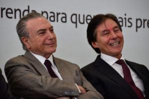 26日のテメル大統領(Marcos Corrêa/PR)
