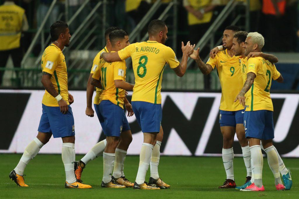 《サッカーブラジル代表》来年3月モスクワでのロシア戦が決定 ...