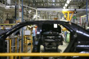 パラナ州の自動車工場(参考画像・Gilson Abre Fiep/Arquino ANPr)
