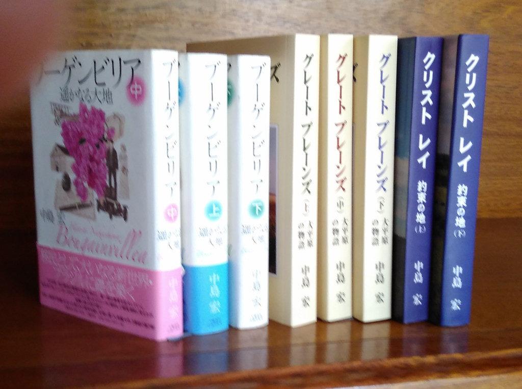 中島宏さんの著書