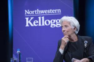 クリスティーヌ・ラガルドIMF専務理事(Stephen Jaffe/IMF Staff Photo)