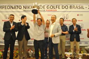 昨年男子スクラッチで優勝を飾ったオオヤ・ロベルトさん