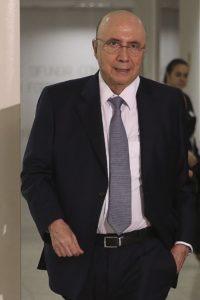 エンリケ・メイレレス財相(Antonio Cruz/Agência Brasil)