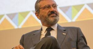 汚職担当相も兼任するトルクアト・ジャルジン法相(Adalberto Carvalho/Ascom-CGU)
