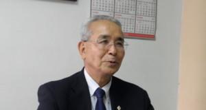 熱く語る菊地実行委員長