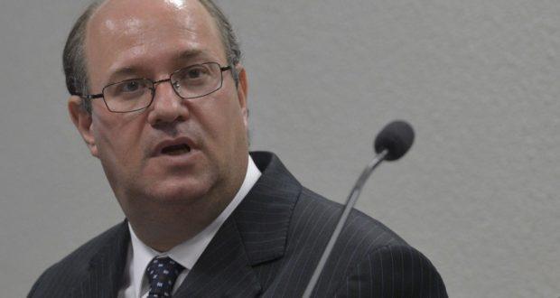 イラン・ゴールドファジン中銀総裁(Wilson Dias/Agência Brasil)