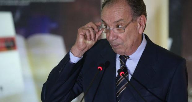 ブラジルのアロイジオ・ヌネス外相(Fabio Rodrigues Pozzebom/Agência Brasil)