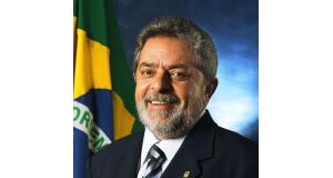 ルーラ大統領(第1期就任当時の公式写真、Ricardo Stuckert/Presidencia da Republica)